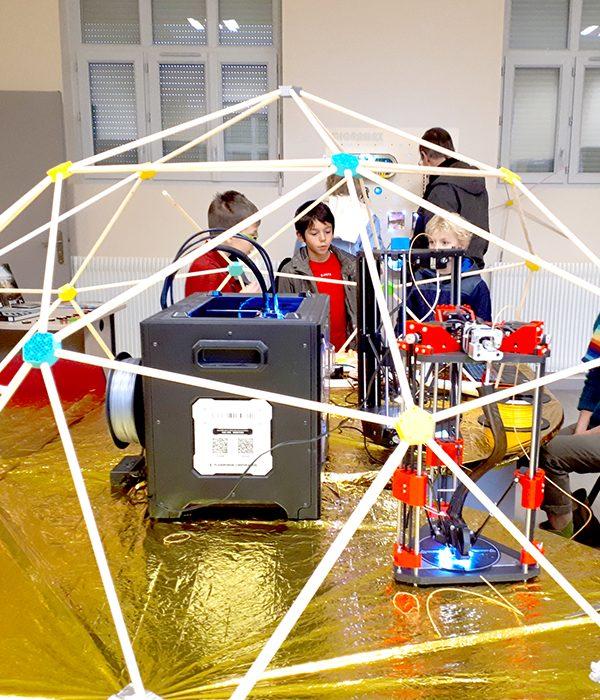 dioramax imprimante 3D